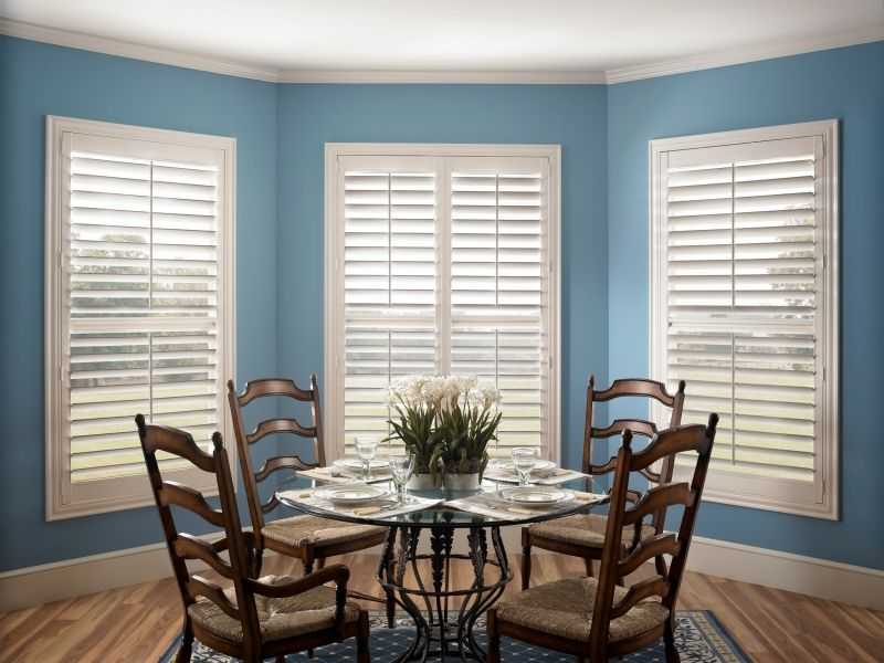 Advantages Of Interior Plantation And California Shutters