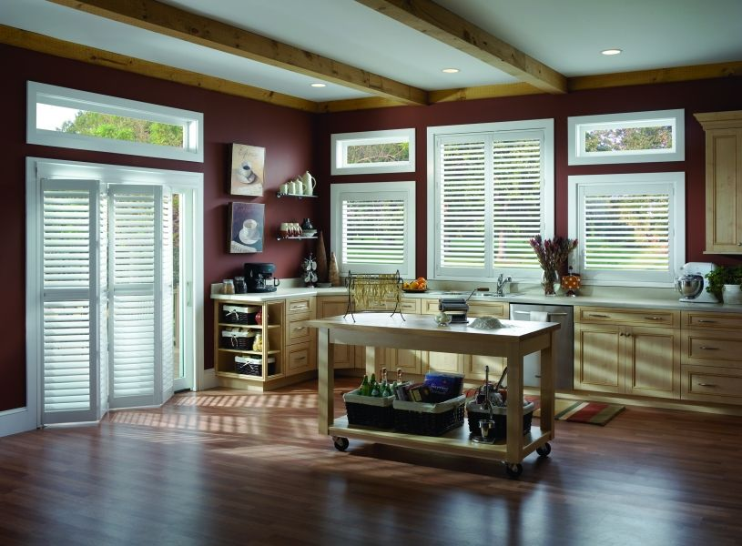 Eclipse Vinyl Shutters In Toronto Amazing Window Fashions